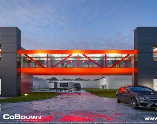 [Stanowice] Hala produkcyjno-magazynowa Turenwerke 415236