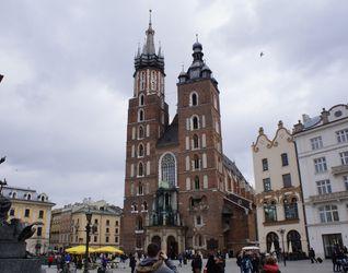 [Kraków] Bazylika Mariacka 417284