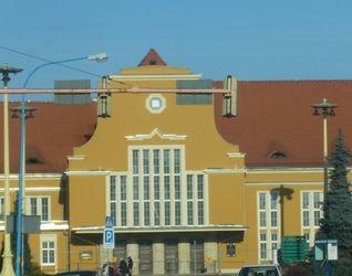 [Legnica] Dworzec PKP (remont) 95748