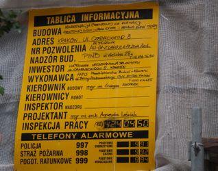 [Kraków] Remont Kamienicy, ul. Czarnieckiego 8 480296