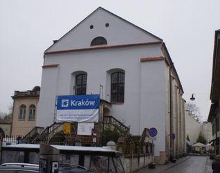[Kraków] Synagoga Izaaka Jakubowicza 452137