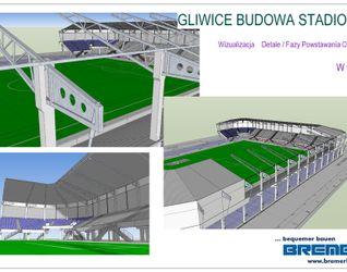 [Gliwice] Nowy Stadion Piasta Gliwice 34090