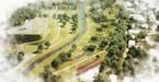 """Park Wspólnotowy """"Ślężański Mamut"""", Oporów 354346"""