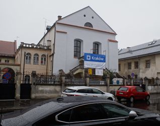 [Kraków] Synagoga Izaaka Jakubowicza 452138
