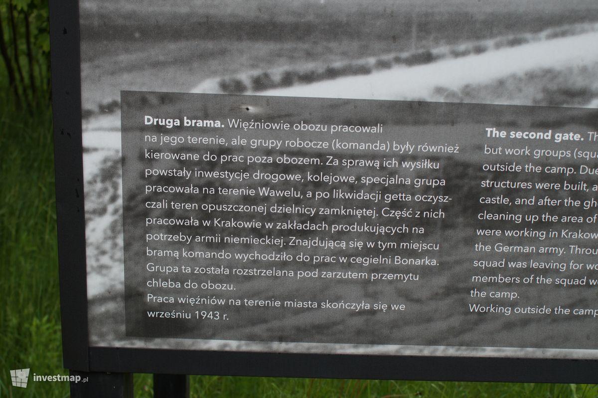 Zdjęcie Miejsce Pamięci KL Płaszów fot. Damian Daraż