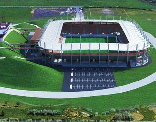 """[Lubin] Nowy stadion Zagłębia """"Dialog Arena"""" 7210"""