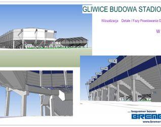 [Gliwice] Nowy Stadion Piasta Gliwice 34091