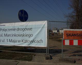 [Katowice] Połączenie drogowe ul. Marcinkowskiego z ul. 1 Maja 35627