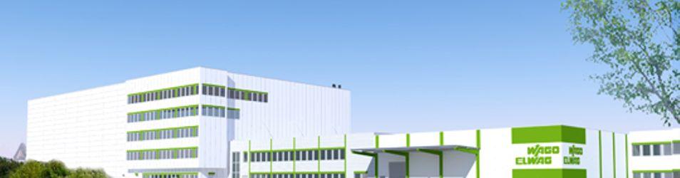 [Wrocław] Firma WAGO ELWAG (rozbudowa) 24620