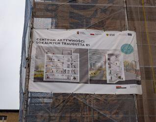 [Wrocław] Centrum Aktywności Lokalnych - Traugutta 81 405036
