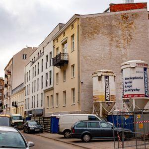 [Warszawa] Remont kamienicy Mała 3 406572