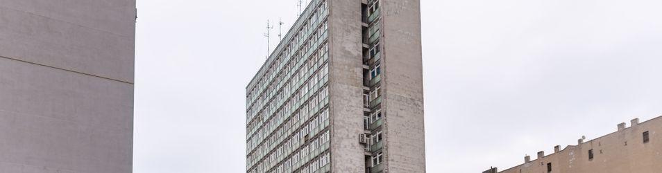 Wieżowiec PKP SA w Łodzi (Żyleta) 462124