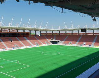 """[Lubin] Nowy stadion Zagłębia """"Dialog Arena"""" 7212"""