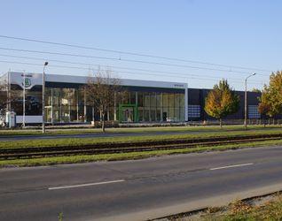 [Kraków] Salon Samochodowy, ul. Szybka 399405