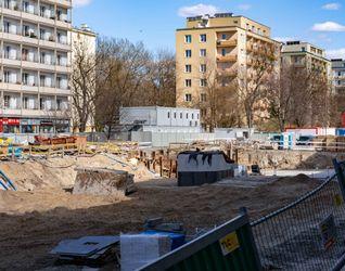 [Warszawa] Budowa Stacji Metra linii M2 C7 - Młynów 420141