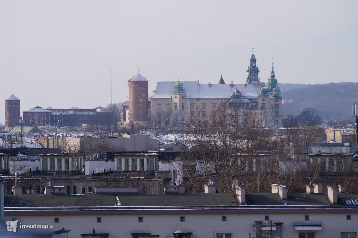 Zdjęcie Remonty i konserwacja Zamku Królewskiego na Wawelu fot. Damian Daraż