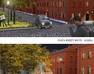 [Łódź] Rewitalizacja zabytkowej XIX wiecznej fabryki Karola Scheiblera (Księży Młyn) 56621