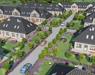 """[Wojkowice] Osiedle domów jednorodzinnych """"Lewandowe Przedmieścia"""" 20270"""