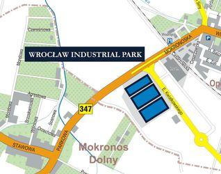 """[Wrocław] Kompleks magazynowy """"Goodman Wrocław IV Logistics Centre"""" 30254"""