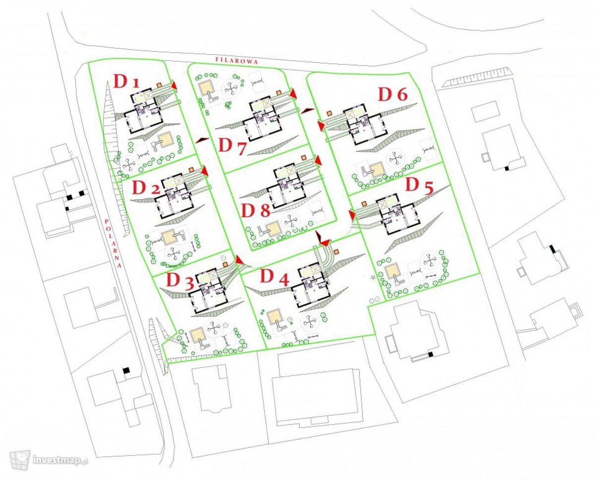 Wizualizacja Osiedle domów jednorodzinnych Polarna dodał Lukander