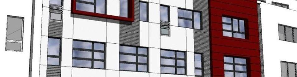 [Kielce] Budynek Handlowo-Usługowy, ul. Warszawska 40494