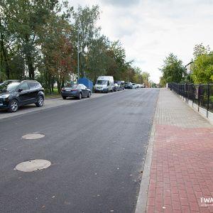 Remont ulicy Władysława Jagiełły w Twardogórze 465711