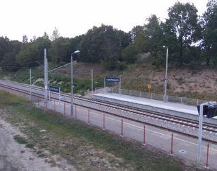 Przebudowa przystanku Łódź Marysin  486447