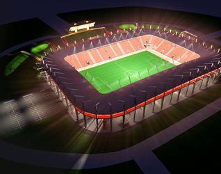 """[Lubin] Nowy stadion Zagłębia """"Dialog Arena"""" 7215"""