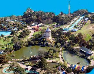 """[Grodzisk Mazowiecki] Park Rozrywki """"Adventure World Warsaw"""" 20016"""