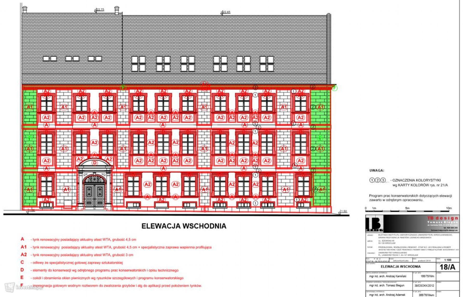 Instytut Historyczny, ul. Szewska 49