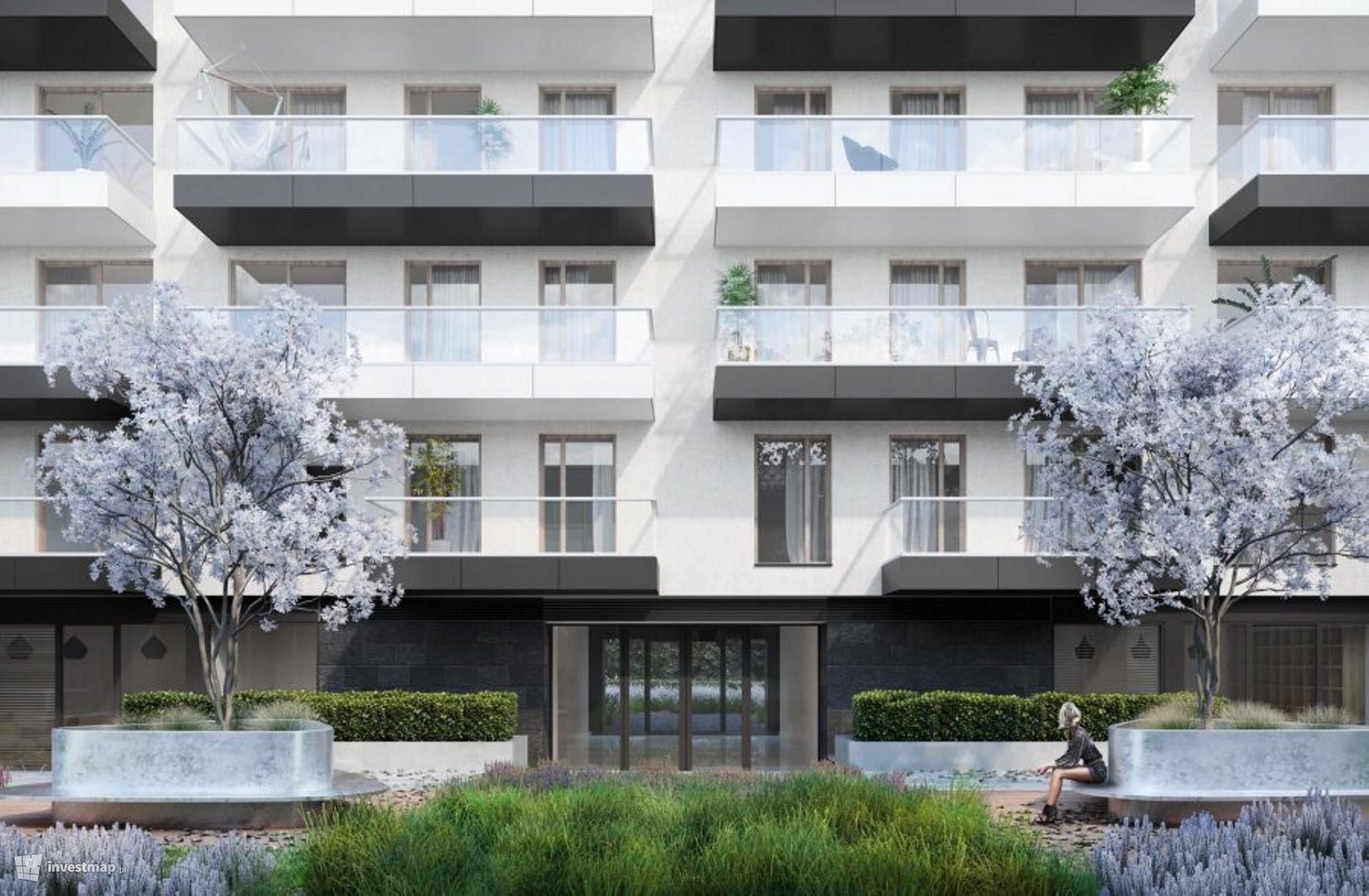 Apartamentowiec Widoki Mokotów