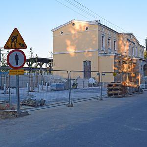 Dworzec kolejowy w Malczycach 485169