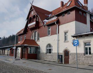 Dworzec kolejowy w Szklarskiej Porębie Górnej 511793