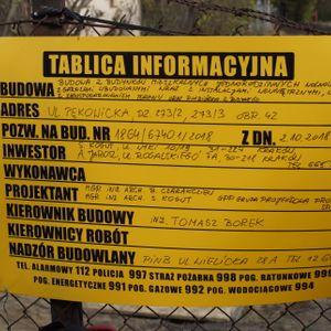 [Kraków] Budynki Mieszkalne, ul. Pękowicka 449541