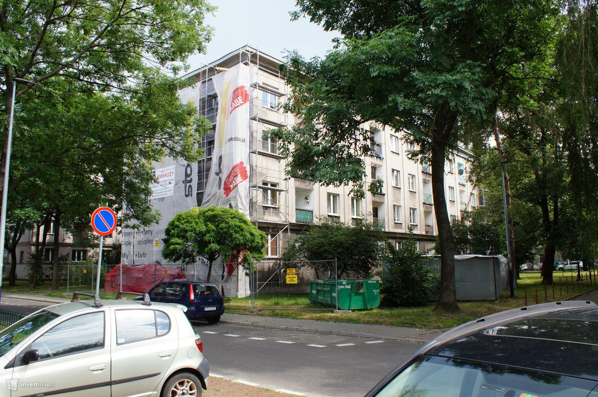 Budynek Mieszkalny, ul. Zaleskiego 31