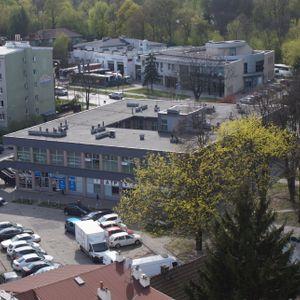 [Kraków] Pawilon Handlowy, ul. Na Szaniec  481285