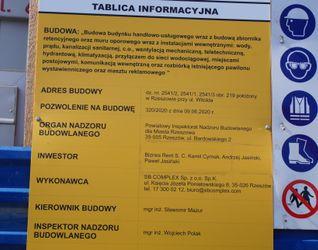 [Rzeszów] Pawilon Handlowy, ul. Witolda 492037