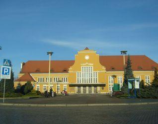 [Legnica] Dworzec PKP (remont) 95749