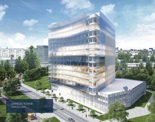 """[Wrocław] Biurowiec """"Carbon Tower"""" 321842"""