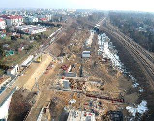 """[Kraków] Stacja kolejowa """"Kraków Bronowice""""  370994"""