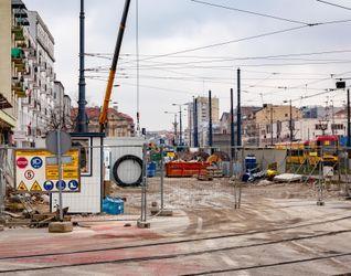 [Warszawa] Przebudowa stacji Metra C-15 Dworzec Wileński 406578