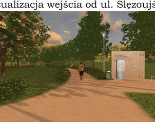 Teren rekreacyjny, ul. Potokowa/Ślęzoujście 482866