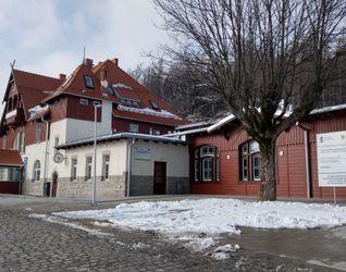 Dworzec kolejowy w Szklarskiej Porębie Górnej 511794