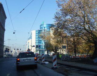 [Wrocław] Ul. Podwale (remont) 52786
