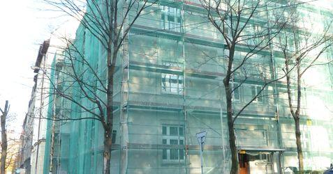 [Katowice] Remont kamienicy, Stalmacha 16 53298