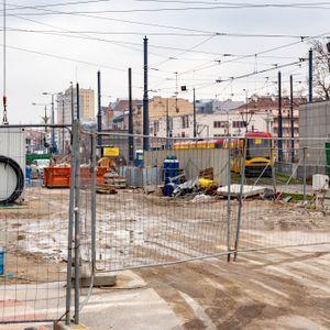 [Warszawa] Przebudowa stacji Metra C-15 Dworzec Wileński 406579