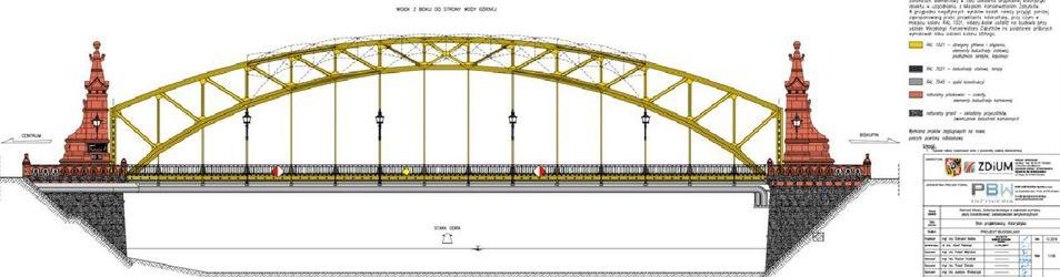 Remont mostu Zwierzynieckiego 492339