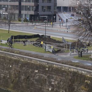 [Kraków] Park do ćwiczeń, ul. Podgórska 406580