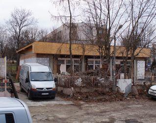 [Kraków] Pawilon Handlowy, ul. Urbanistów 502836