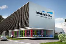 [Bielany Wrocławskie] Fabryka produktów 3D firmy Materialise